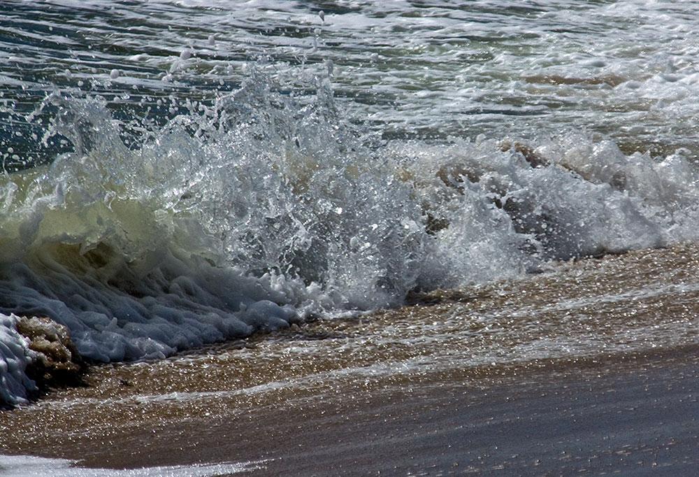 Beach Undertow   Nantucket, MA